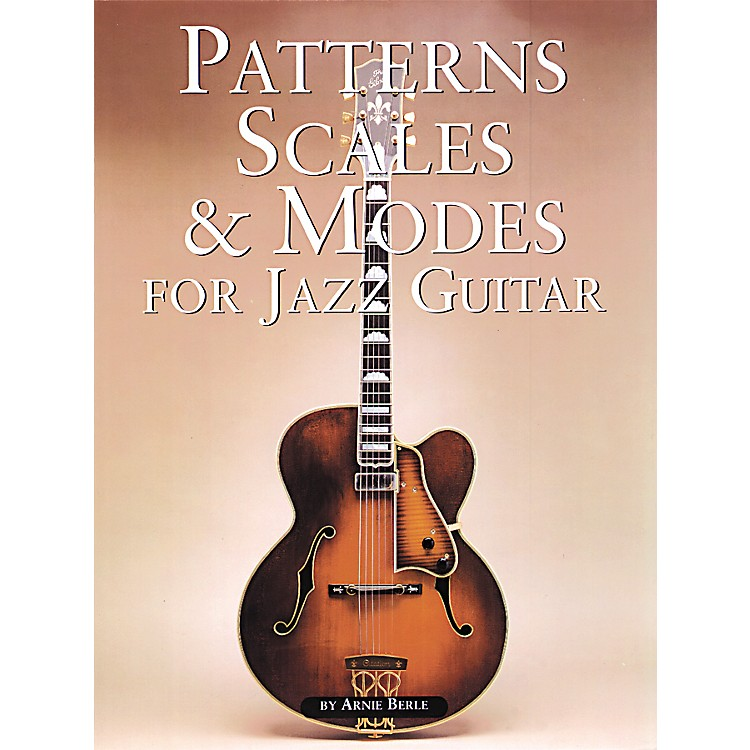 Music SalesPatterns, Scales and Modes for Jazz Guitar Book