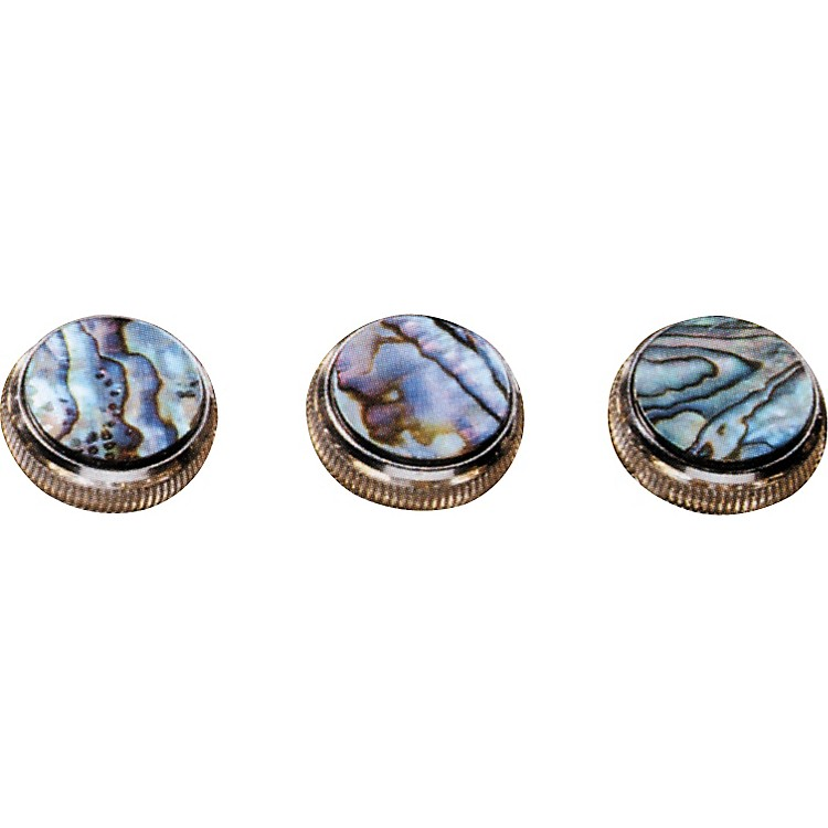 Bach Paua Abalone Trumpet Finger Buttons 3-Pack