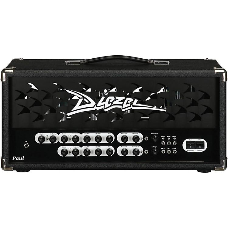 DiezelPaul 45W Tube Guitar Amplifier Head