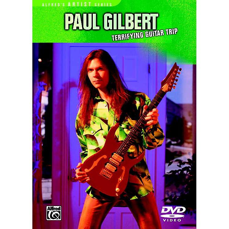 AlfredPaul Gilbert - Terrifying Guitar Trip DVD