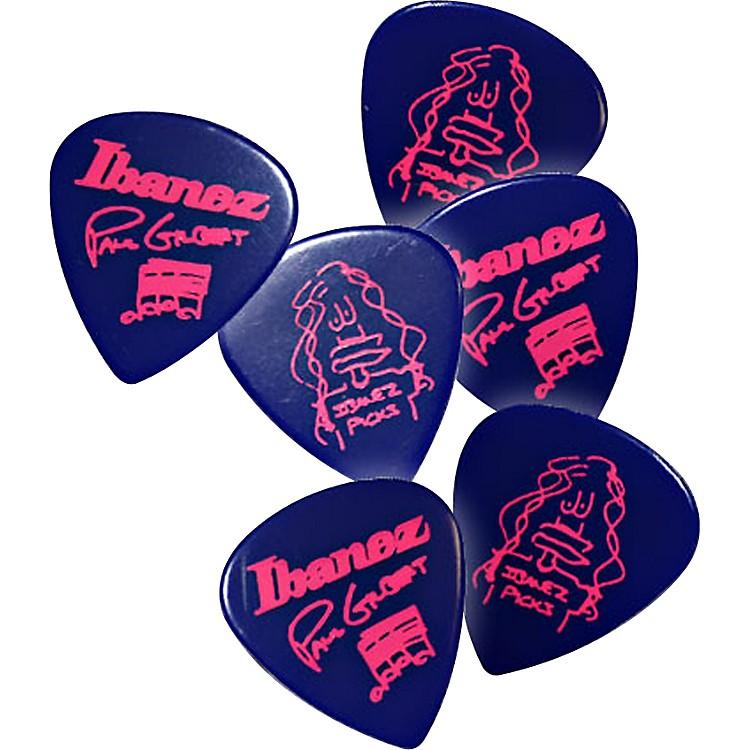 IbanezPaul Gilbert Blue Signature Picks 6-Pack
