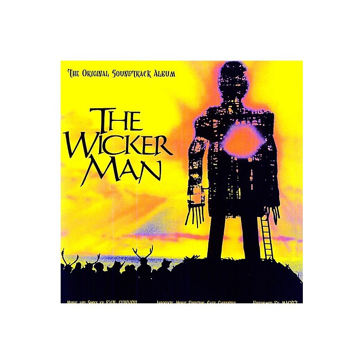 Alliance Paul Giovanni - The Wicker Man (The Original Soundtrack Album)
