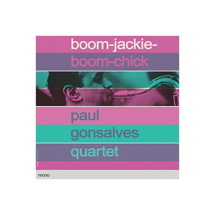 Alliance Paul Gonsalves - Boom-jackie-boom-chick