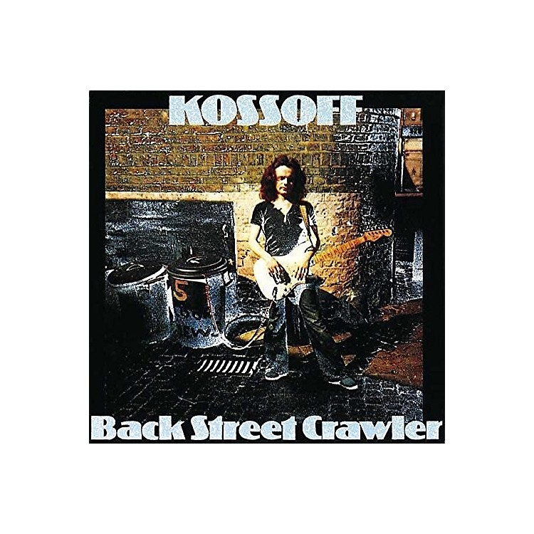 Alliance Paul Kossoff - Back Street Crawler