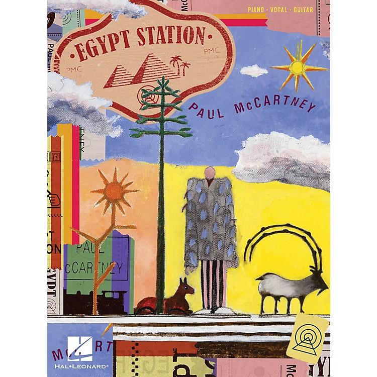 Hal LeonardPaul McCartney - Egypt Station Piano/Vocal/Guitar Songbook