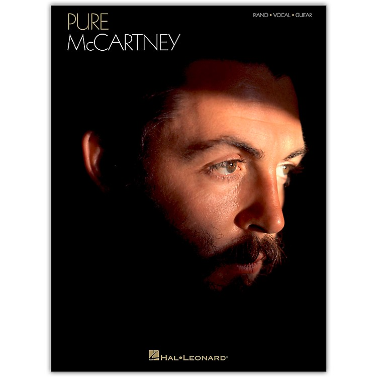 Hal LeonardPaul McCartney - Pure McCartney Piano/Vocal/Guitar Artist Songbook Series Softcover by Paul McCartney
