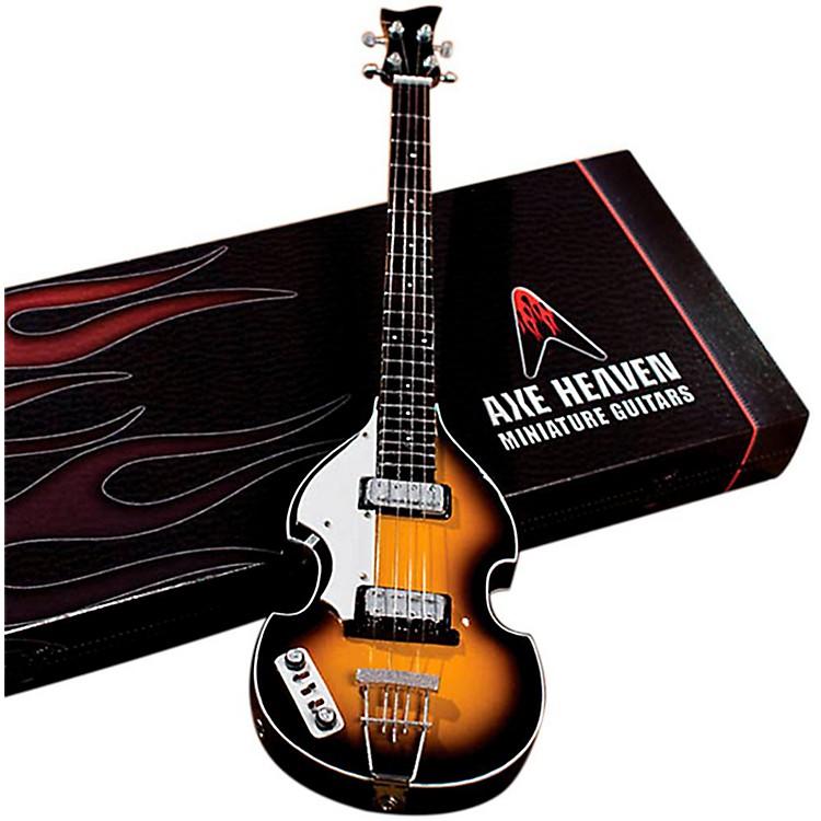 Axe HeavenPaul McCartney Original Violin Bass Miniature Guitar Replica Collectible