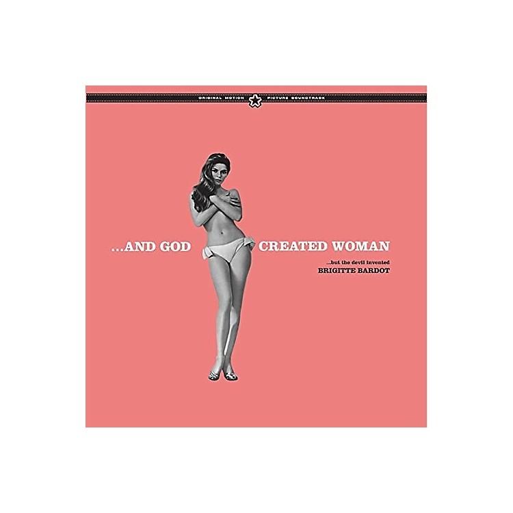 AlliancePaul Misraki - & God Created Woman: Deluxe Edition (Original Soundtrack)