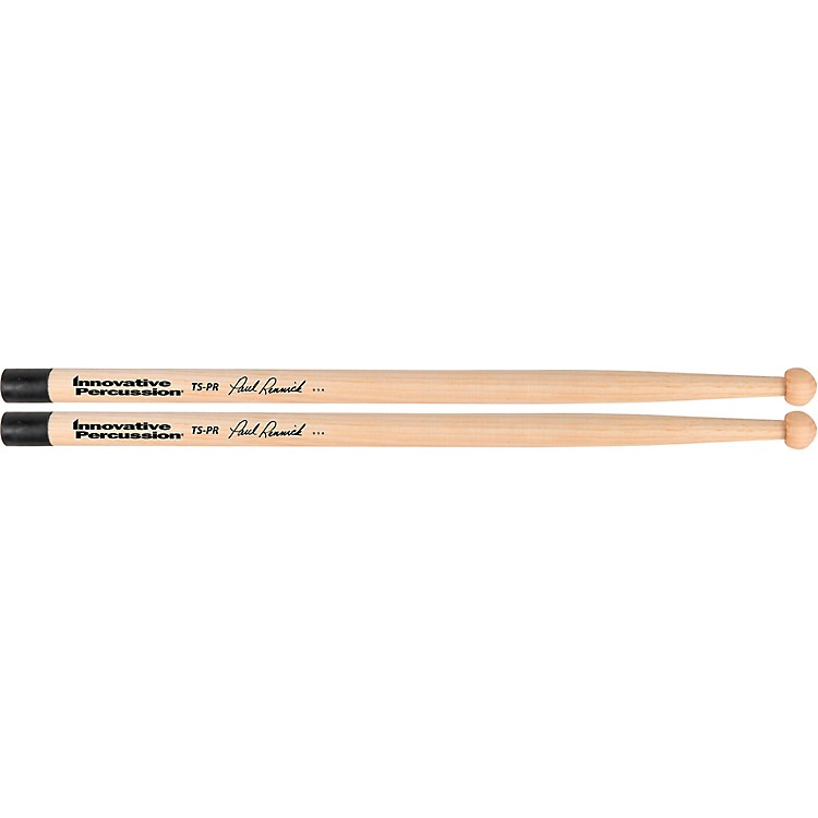 Innovative Percussion Paul Rennick Multi-Tip Hickory Tenor Stick  Wood