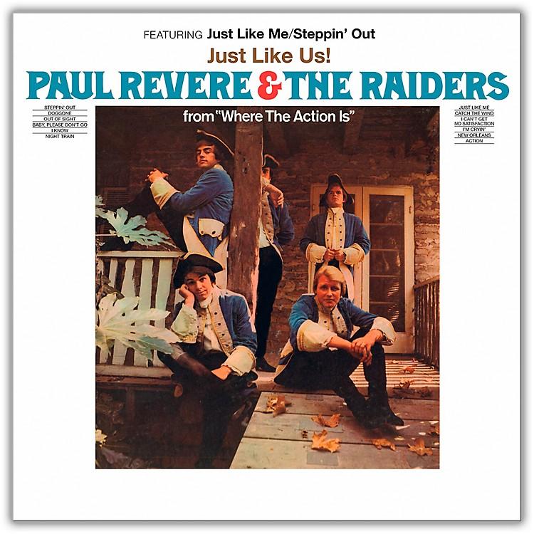 REDPaul Revere & The Raiders - Just Like Us