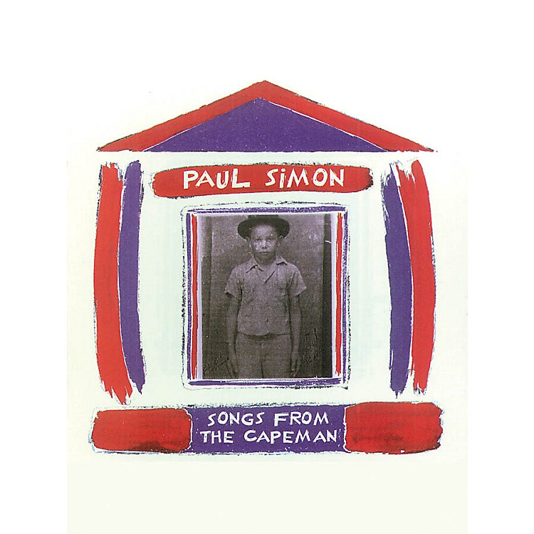 Music SalesPaul Simon - Songs from the Capeman Music Sales America Series Softcover Performed by Paul Simon