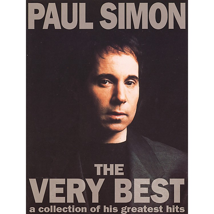 Music Sales Paul Simon  The Very Best Piano, Vocal, Guitar Songbook