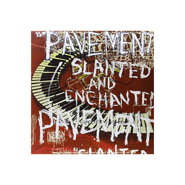Alliance Pavement - Slanted & Enchanted