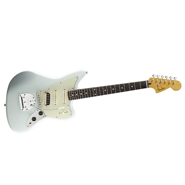 FenderPawn Shop Jaguarillo Electric GuitarFaded Sonic BlueRosewood Fingerboard