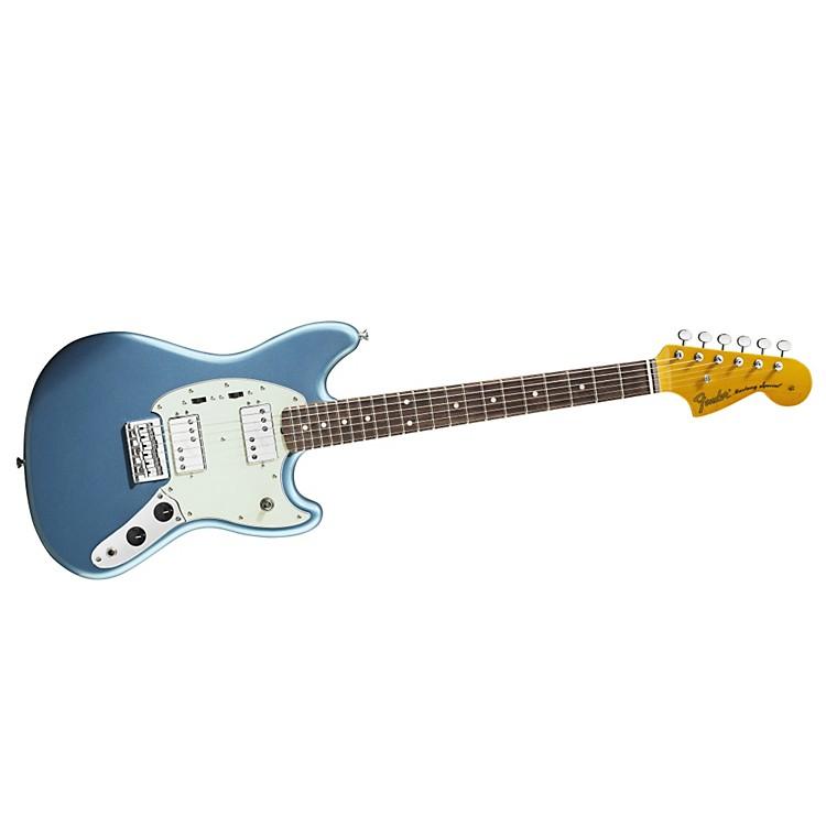 FenderPawn Shop Mustang Special Electric GuitarLake Placid BlueRosewood Fingerboard