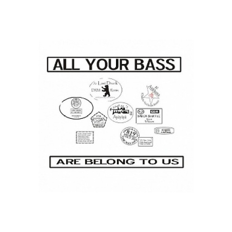 AlliancePeabody & Sherman - All Your Bass Are Belong to Us