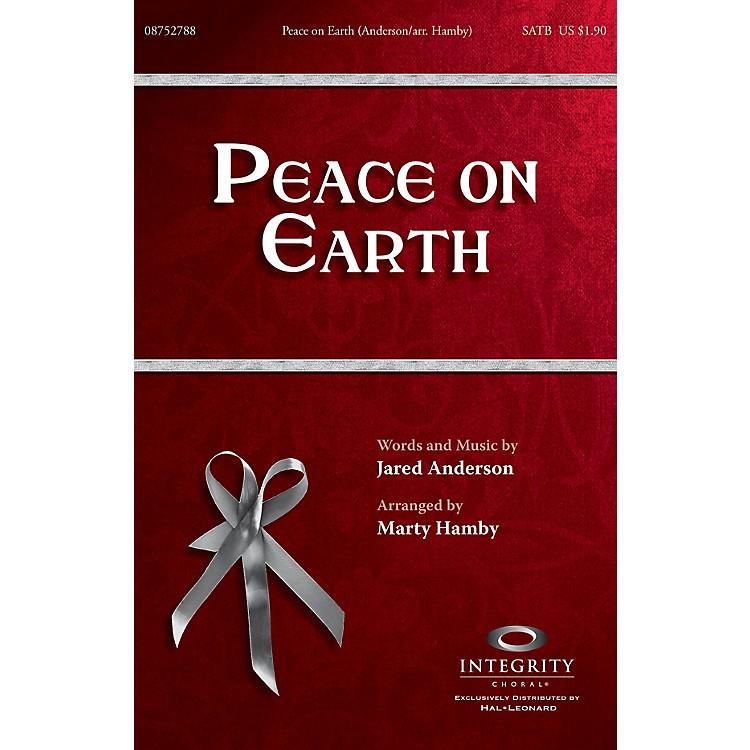 Integrity ChoralPeace on Earth SATB Arranged by Marty Hamby