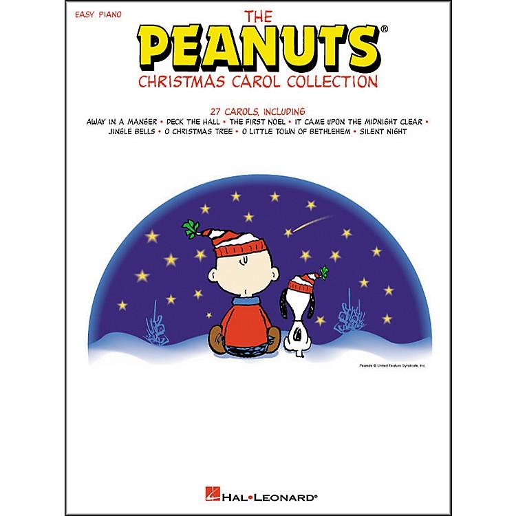Hal LeonardPeanuts Christmas Carol Collection For Easy Piano