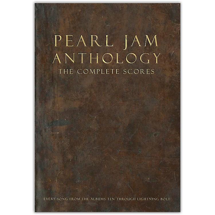 Hal LeonardPearl Jam Anthology-The Complete Scores Deluxe Box Set