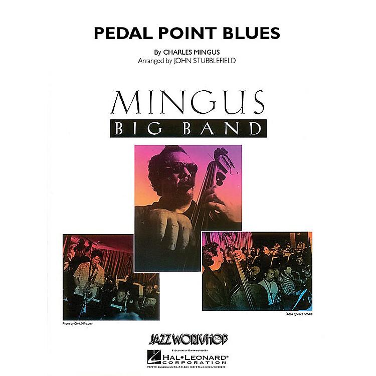 Hal LeonardPedal Point Blues Jazz Band Level 5 Arranged by John Stubblefield