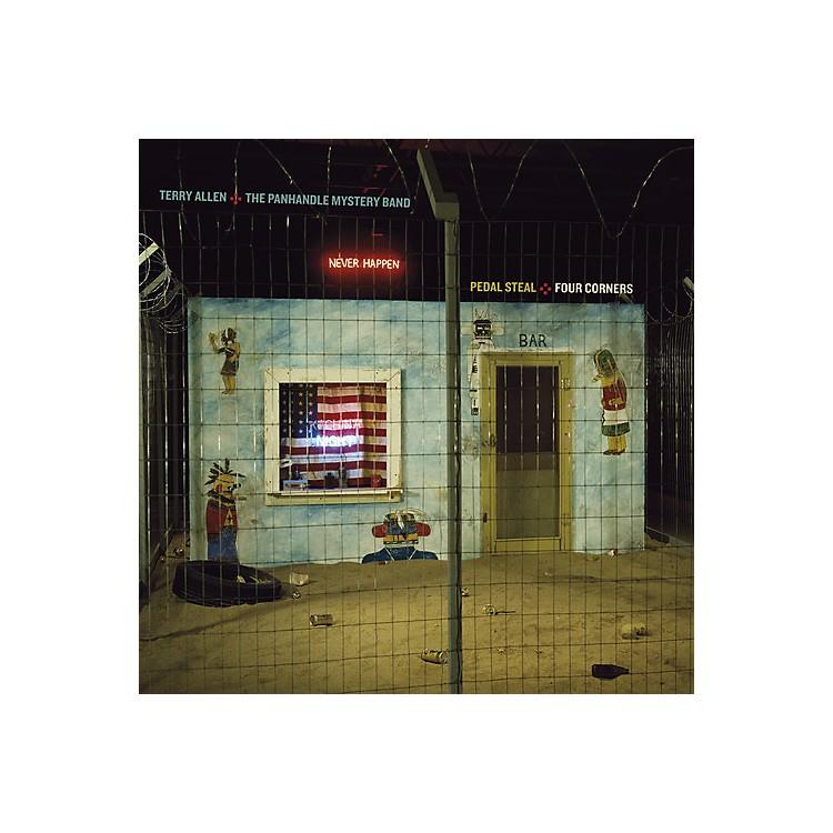 AlliancePedal Steal + Four Corners (Vinyl 3CD)