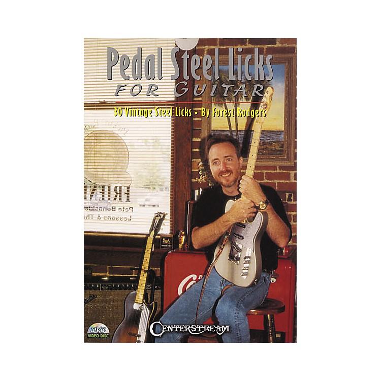 Centerstream PublishingPedal Steel Licks for Guitar (DVD)