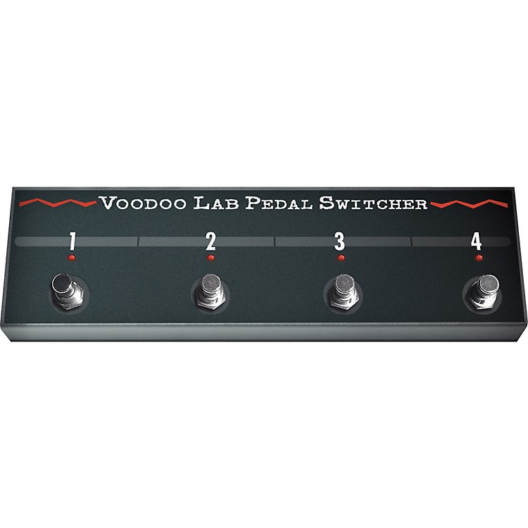 Voodoo Lab Pedal Switcher Guitar Footswitch