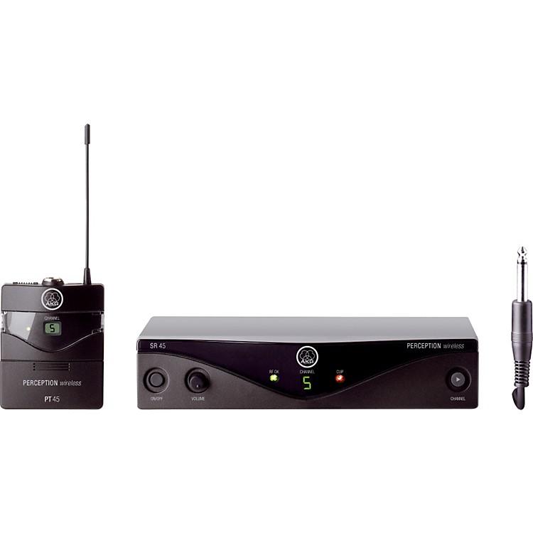 AKGPerception Wireless Instrumental SetBand A