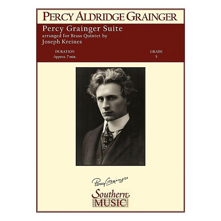 SouthernPercy Grainger Suite Southern Music Series by Percy Aldridge Grainger Arranged by Joseph Kreines