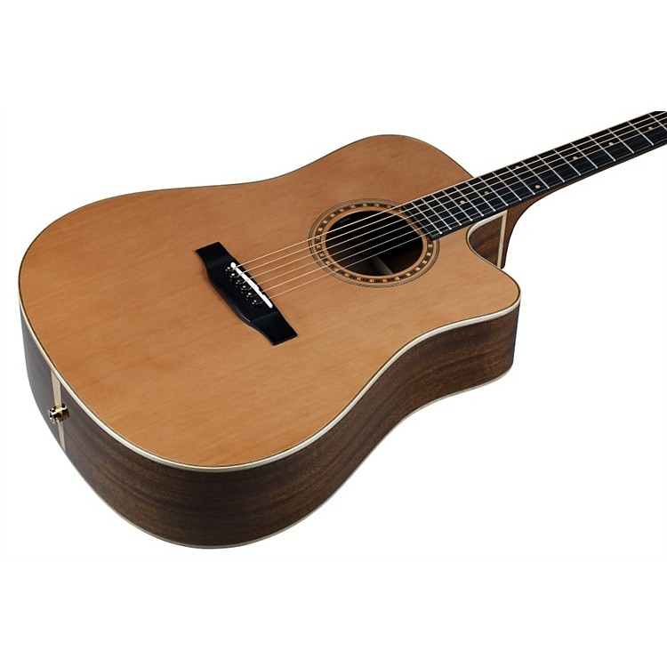BedellPerformance Monitor Series THCE-17-G Dreadnought Acoustic-Electric Guitar