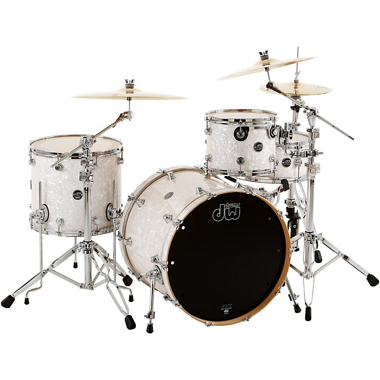 DW Performance Series 3-Piece Shell Pack White Marine