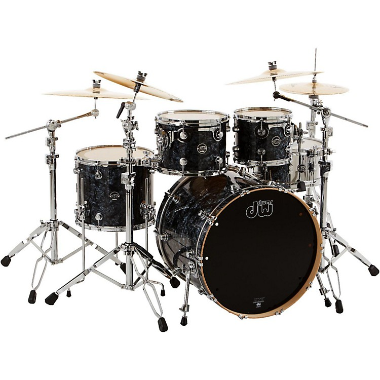 dw performance series 4 piece shell pack with snare drum music123. Black Bedroom Furniture Sets. Home Design Ideas