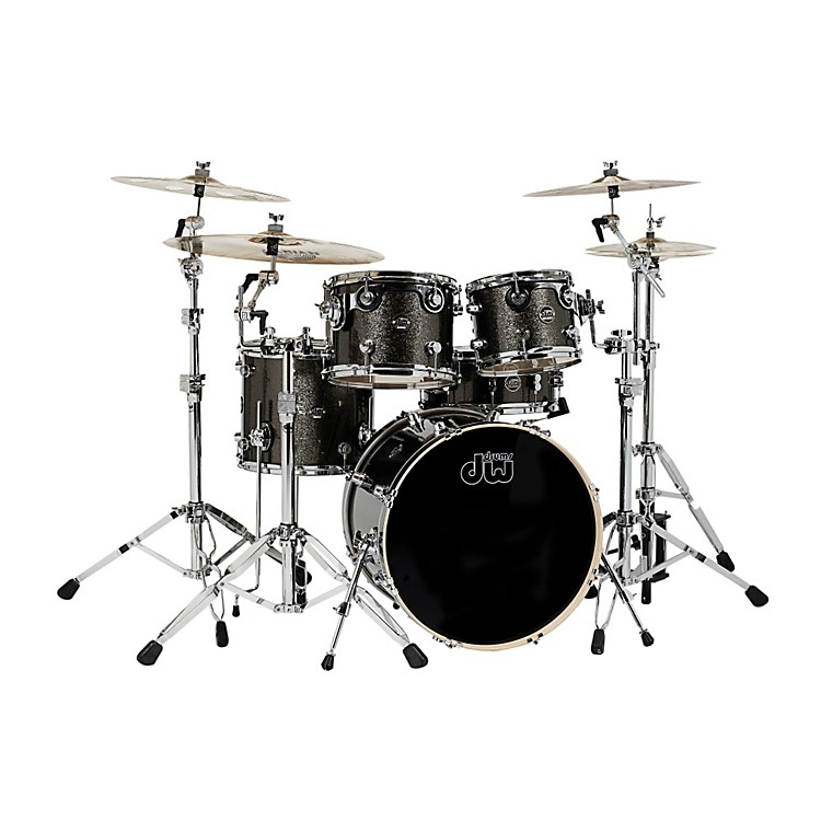 DWPerformance Series 5-Piece Shell PackPewter Sparkle