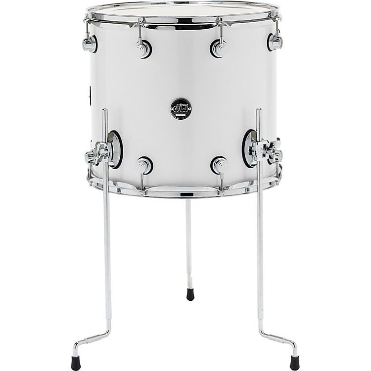DW Performance Series Floor Tom 16 x 14 in. White Ice