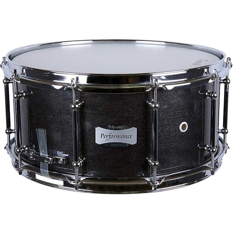 DynastyPerformance Series Maple Concert Snare DrumCharcoal Lacquer14x6.5