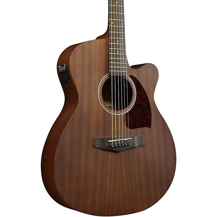 IbanezPerformance Series PC12MHCEOPN Grand Concert Acoustic-Electric GuitarSatin Natural
