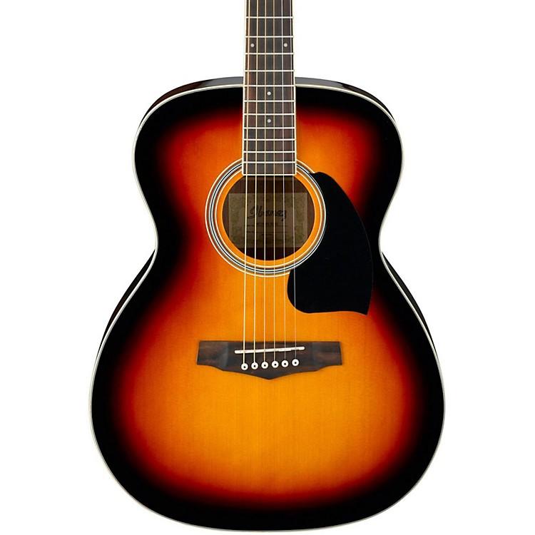 IbanezPerformance Series PC15 Grand Concert Acoustic GuitarVintage Sunburst888365899305