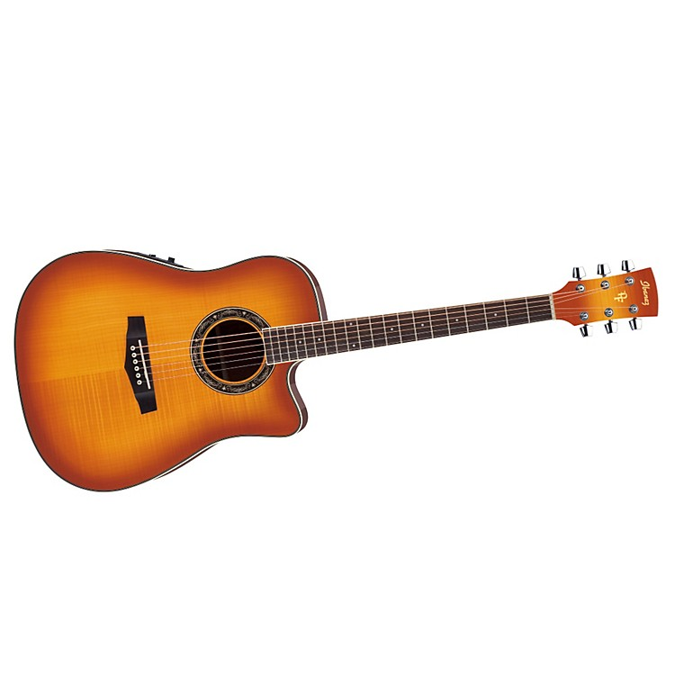 Ibanez Performance Series PF28ECE Acoustic-Electric Guitar