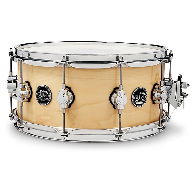 DWPerformance Series Snare Drum14 x 5.5 in.Gun Metal Metallic Lacquer