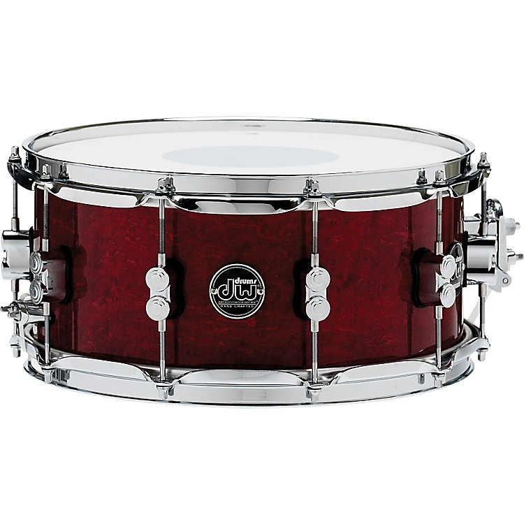 DW Performance Series Snare Drum Candy Apple Lacquer 14x6.5