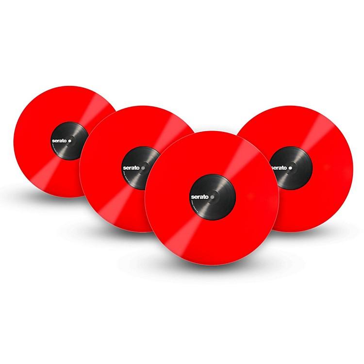 SERATOPerformance Series Vinyl (4-Pack) OFFICAL Mis-Print  Red