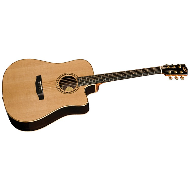 Bedell Performance TBCE-28-G Dreadnought Cutaway Acoustic-Electric Guitar