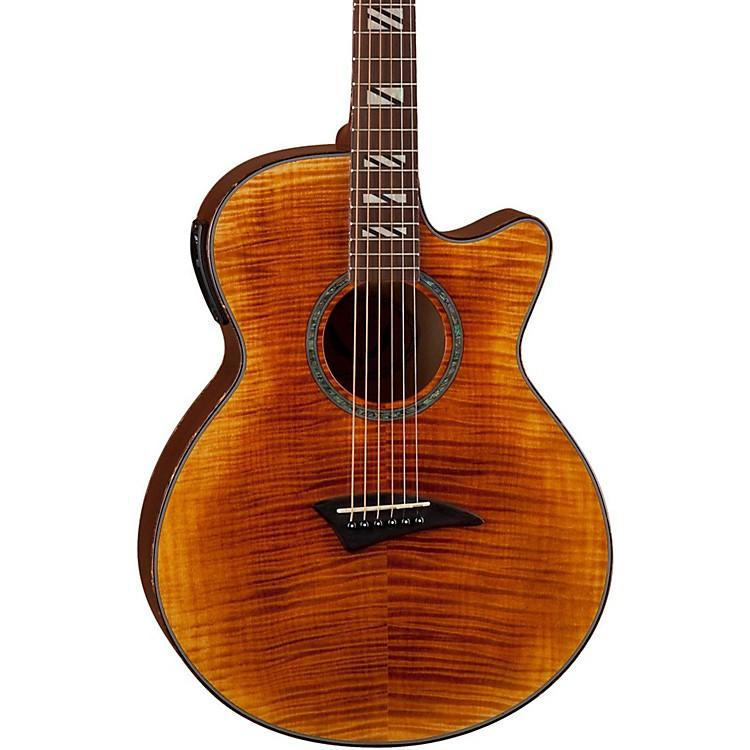DeanPerformer FM Acoustic-Electric Guitar w/Aphex