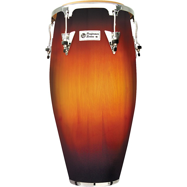 LP Performer Series Conga 11.75 Inch Dark Wood 888365183336