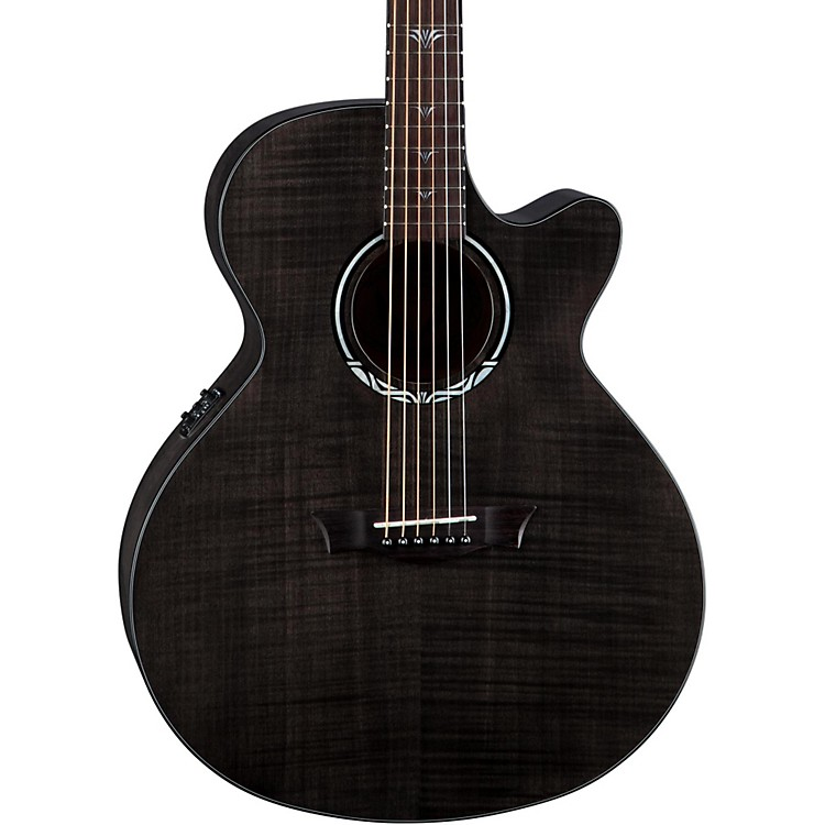 Dean Performer Ultra Flame Maple Acoustic-Electric Guitar