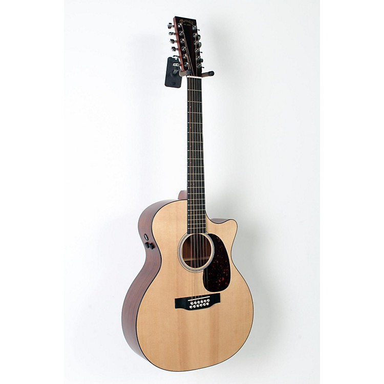 Martin Performing Artist Series GPC12PA4 Grand Performance 12-String Acoustic-Electric Guitar Natural 888365854663