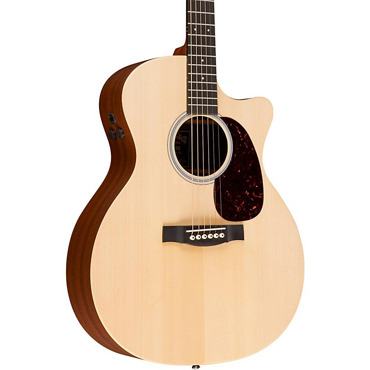 Martin Performing Artist Series GPCPA5 Grand Performance Acoustic-Electric Guitar Natural 888365910000