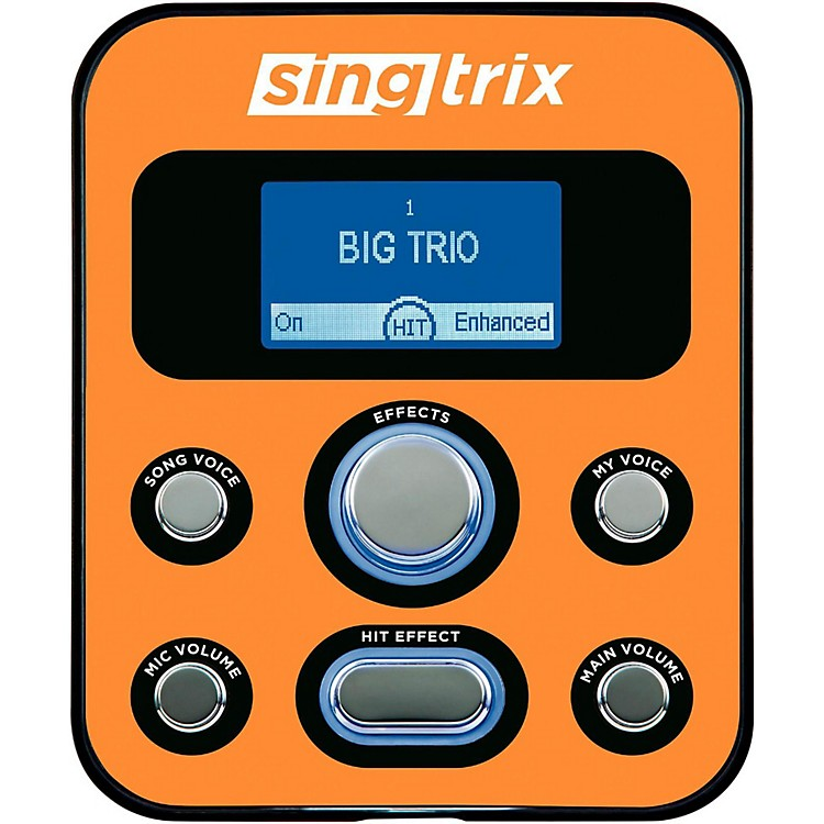 SingtrixPersonal Bundle Home Karaoke System888365844206