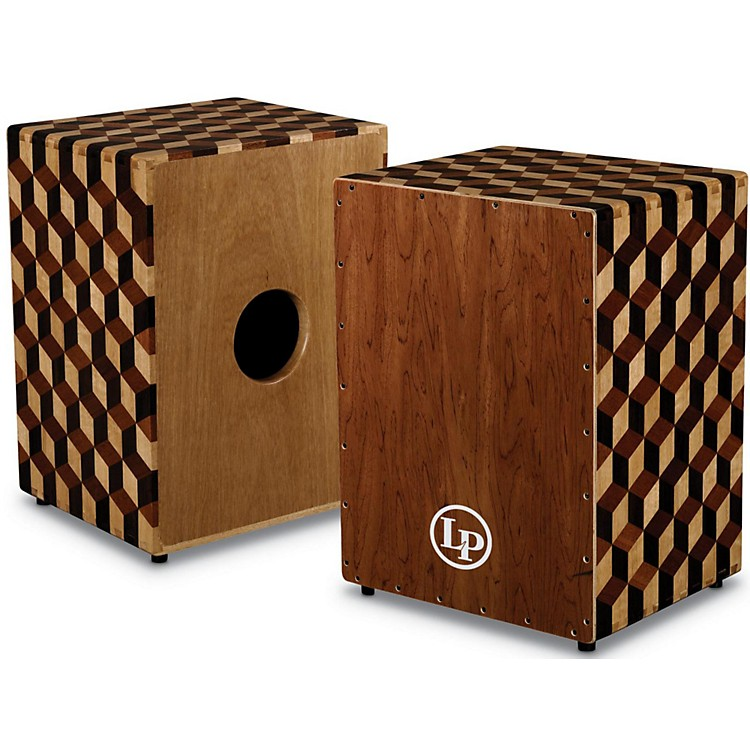 LP Peruvian Solid Wood Brick Cajon