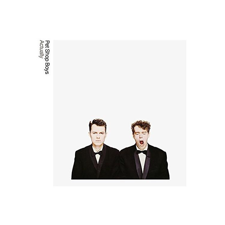 AlliancePet Shop Boys - Actually (2018 Remastered Version)